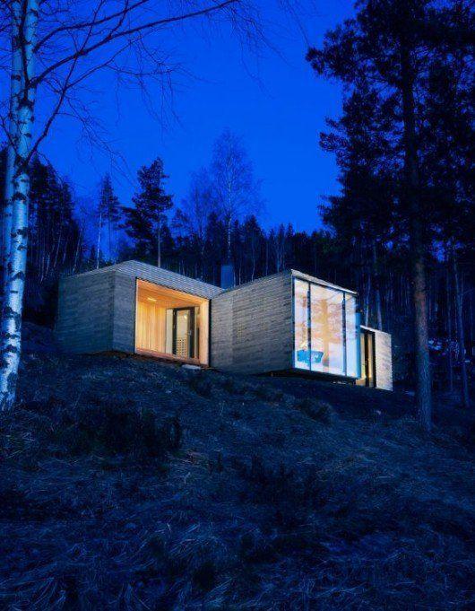 Cabina Norderhov, Noruega