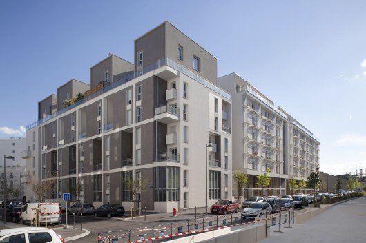 Evolution, 145 viviendas en Lyon