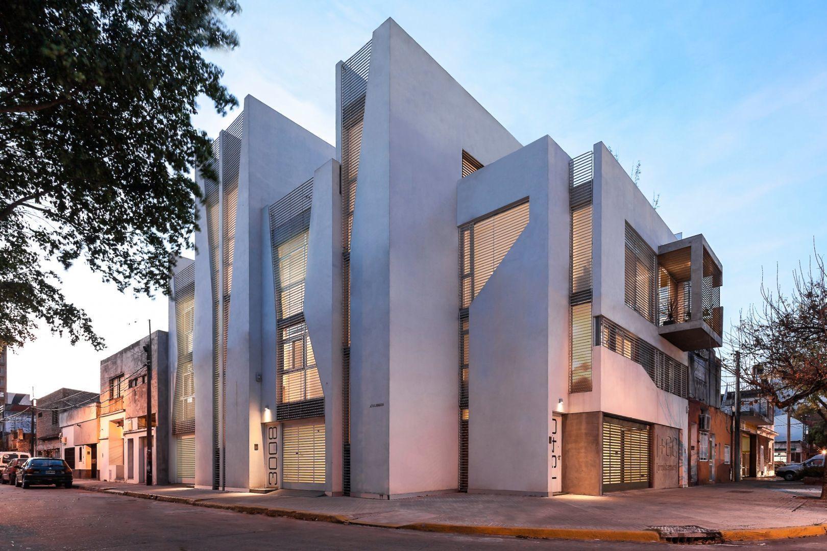Ph casas en rosario arqa for Arquitectura rosario
