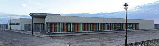 Colegio Público Infantil y Primario en Ciruelos, España