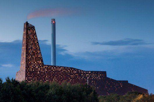 Nueva Línea de Incineración de residuos en energía, en Dinamarca