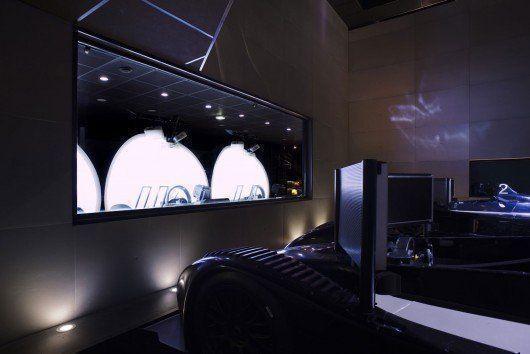 F18 – simuladores de aviones Super Hornet en Lyon, Francia
