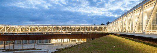 Parque Tecnológico de Óbidos, en Portugal