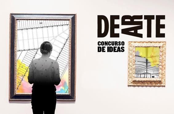 Concurso de Ideas para el Diseño de la XIV Edición de la Feria DEARTE Contemporáneo