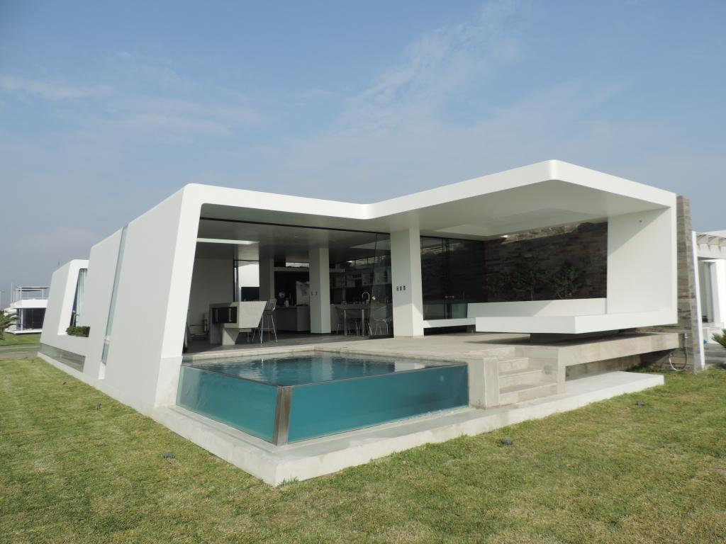Casa de playa gaviotas arqa - Casa de playa ...