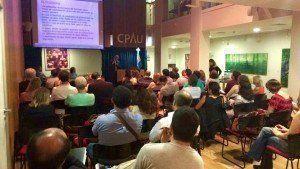 Riachuelo: Estudio sobre la remoción de los residuos, por el CPAU