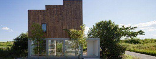 """Casa """"Pasaje del Paisaje"""" en Japón"""
