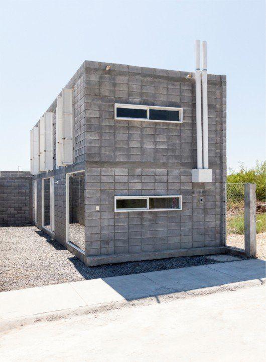 Casa Caja, en México