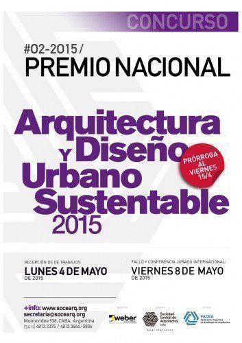 flyer-PremioARQSustentable2o15-prorroga-353x500