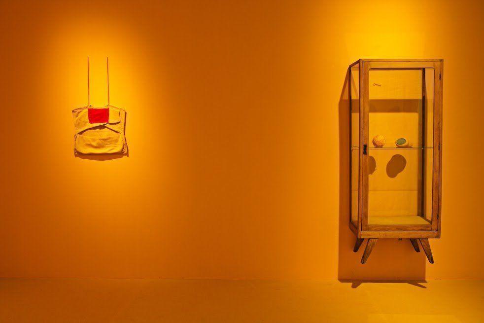 """Exhibición Marina De Caro: """"Contra la gravedad"""", en el MAMBA"""