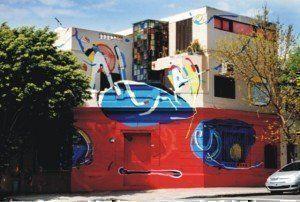 Los graffitis ganan la calle: ciudad e inclusión social