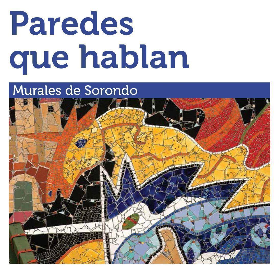 """Inauguración """"Paredes que hablan"""" de Rodolfo Sorondo, en el CPAU"""
