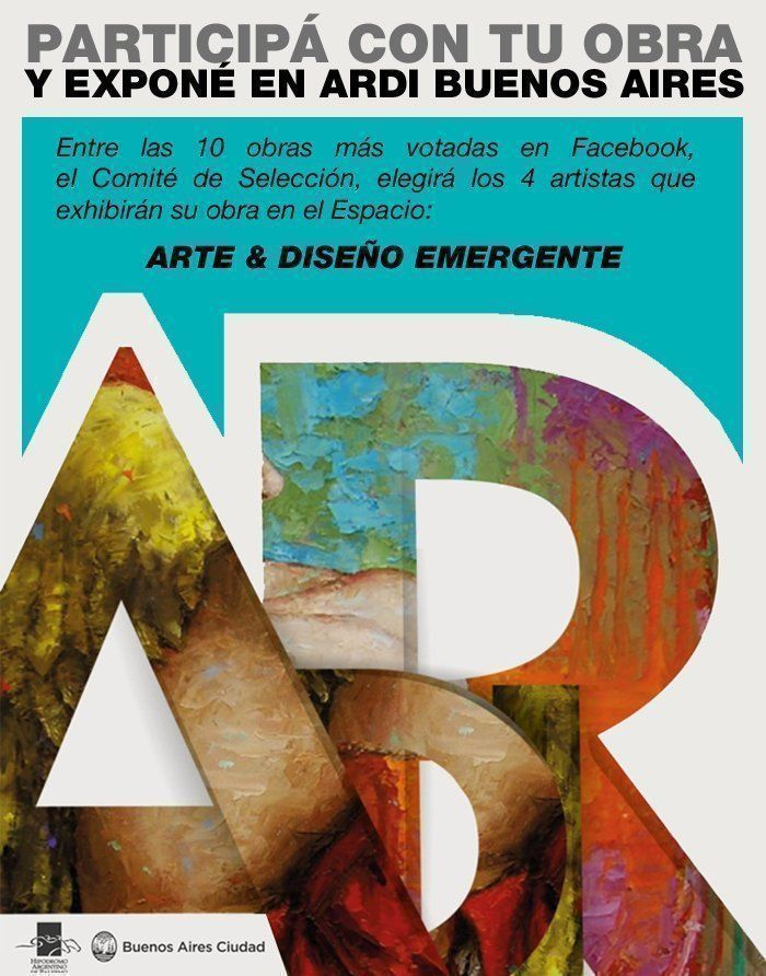 Concurso arte & diseño emergente