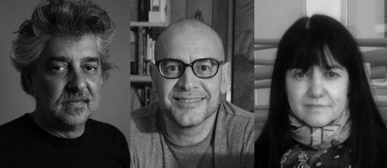 Modelos de Discurso. Mesa Redonda con Sergio Forster, Silvio Plotquin y Teresa Zweifel