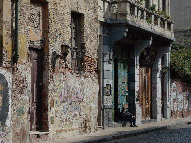 """Mesa Debate: """"Intervenciones en los edificios del Casco Histórico de la Ciudad de Buenos Aires"""""""