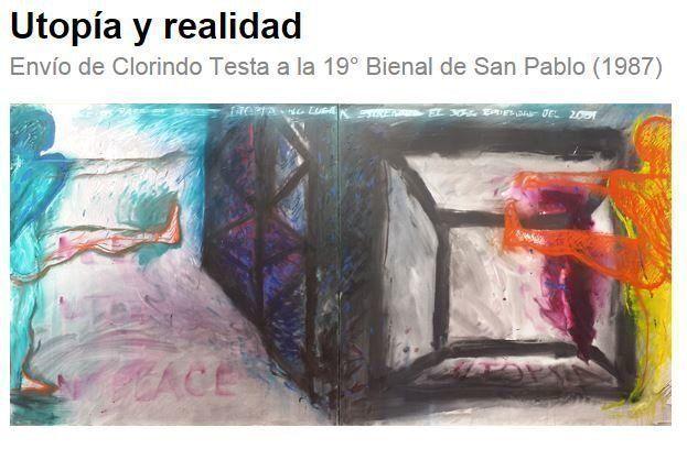 """Exposición: """"Utopía y realidad"""""""