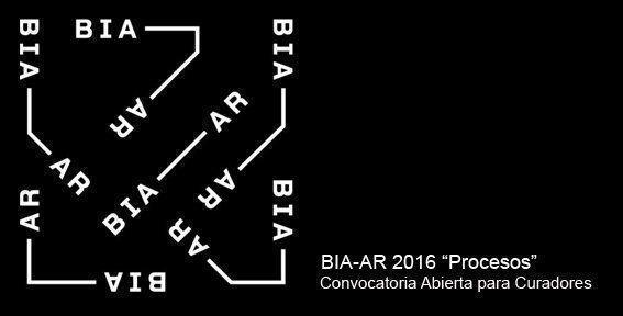 BIA-AR2016 Convocatoria abierta curadores