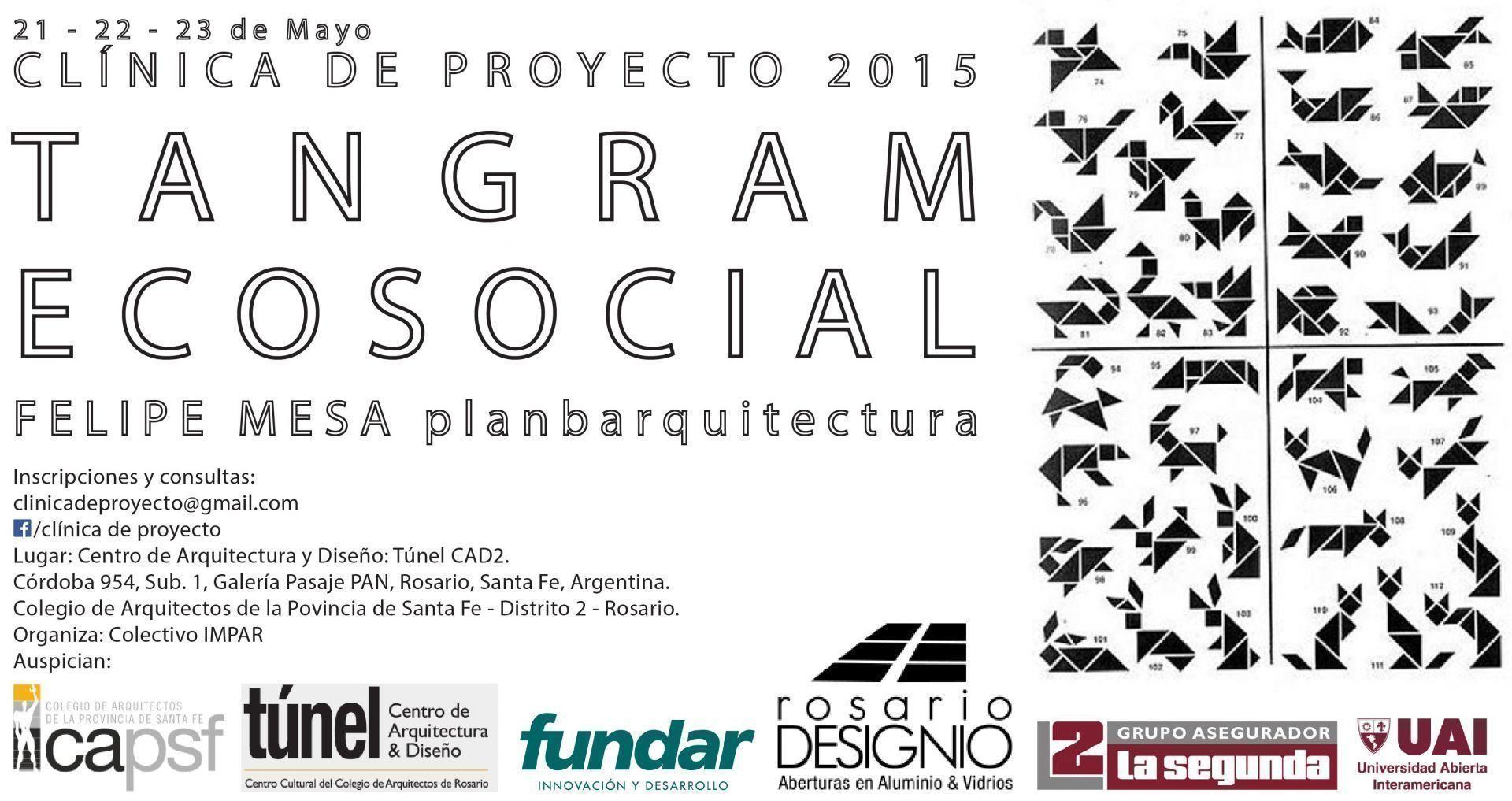 Clínica de Proyecto Tangram Ecosocial