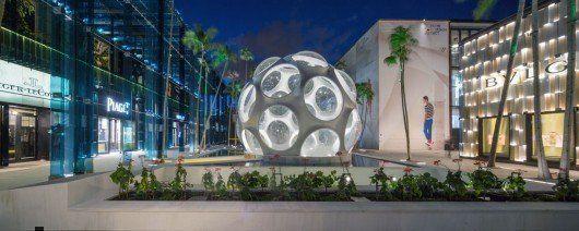 Palm Court, en Miami Design District