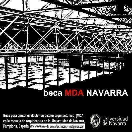 Beca MDA, por la Universidad de Navarra