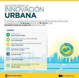 Recetas para la Innovación Urbana