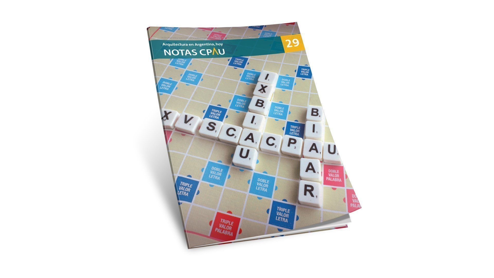 Revista Notas CPAU, Mayo 2015