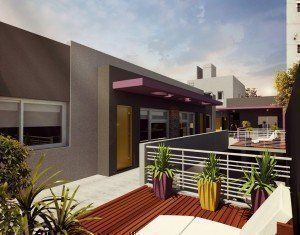 Vivienda multifamiliar y local comercial