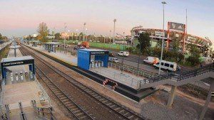 Nueva estación Ciudad Universitaria/Estadio Monumental