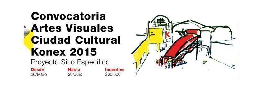 Convocatoria Artes VisualesCiudad Cultural Konex