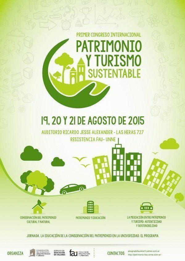 1er. Congreso Internacional Patrimonio y Turismo Sustentable