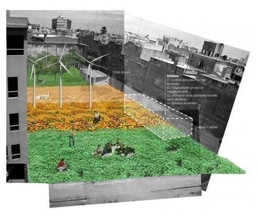 ARQA - Jardin Ciudad Vieja