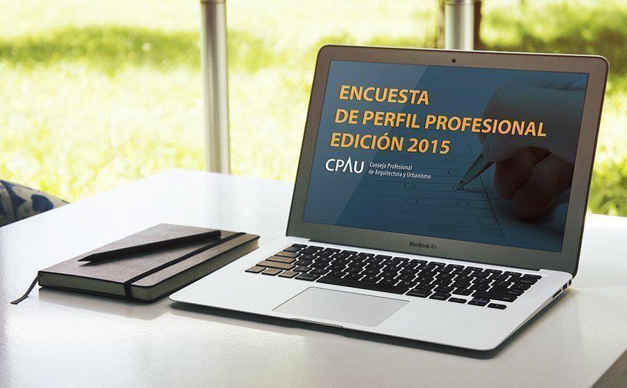 Encuesta de Perfil Profesional: Edición 2015
