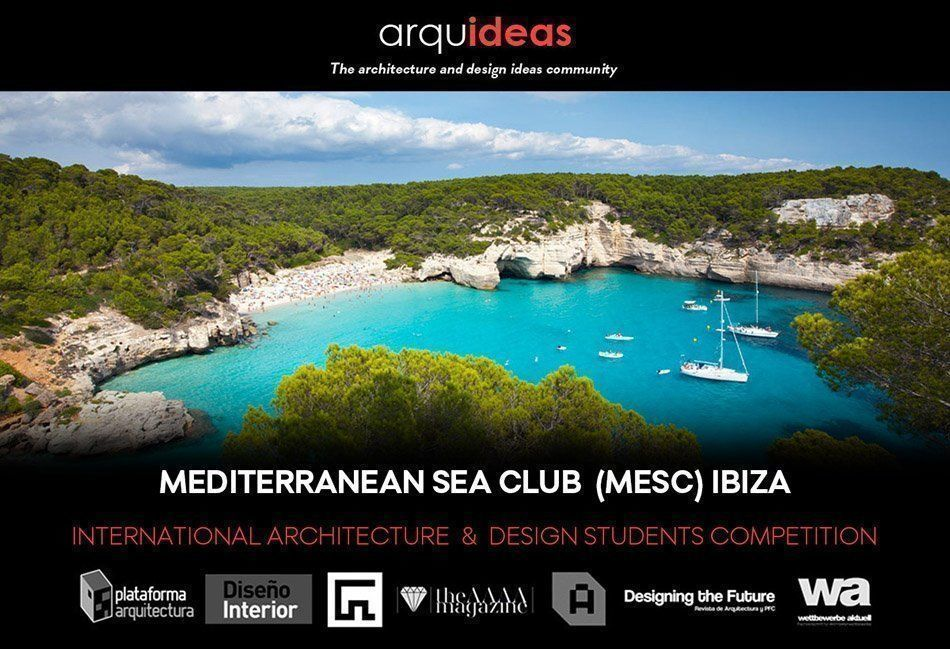 Concurso Estudiantes: Mediterranean Sea Club (MESC) Ibiza