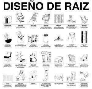 """Exposición: """"Diseño de raíz"""""""