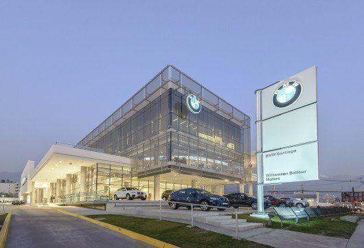 Edificio BMW Chile