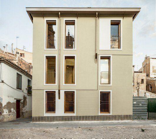 NKO: vivienda en Tudela