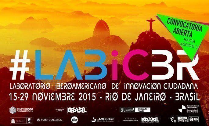 Laboratorio iberoamericano de innovación ciudadana, convocatoria