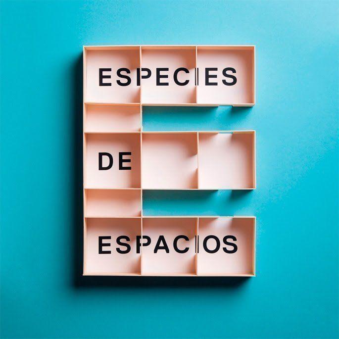 """Exposición: """"Especies de espacios"""", en Barcelona"""