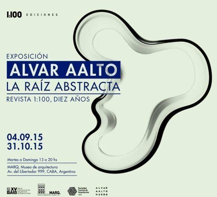 Alvar Aalto. La raíz abstracta.