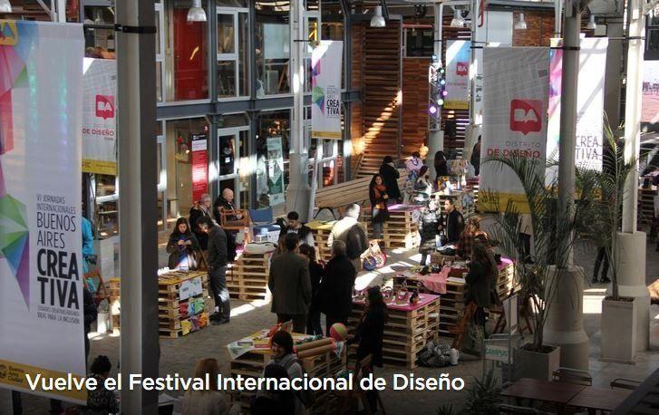 Vuelve el Festival Internacional de Diseño