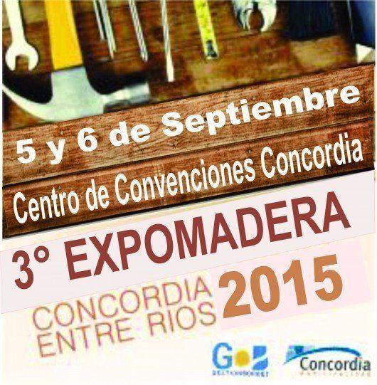 Expo Madera Concordia Entre Ríos 2015