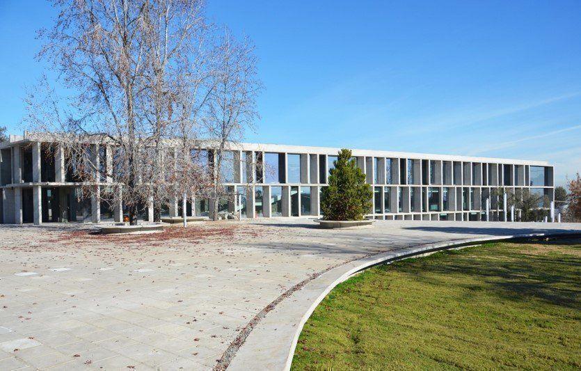 Edificio Centro Atención al Vecino