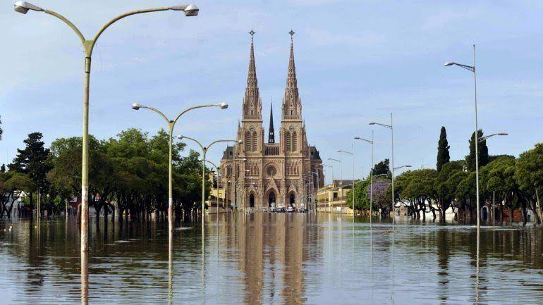 Las ciudades argentinas frente  al desafío de las inundaciones