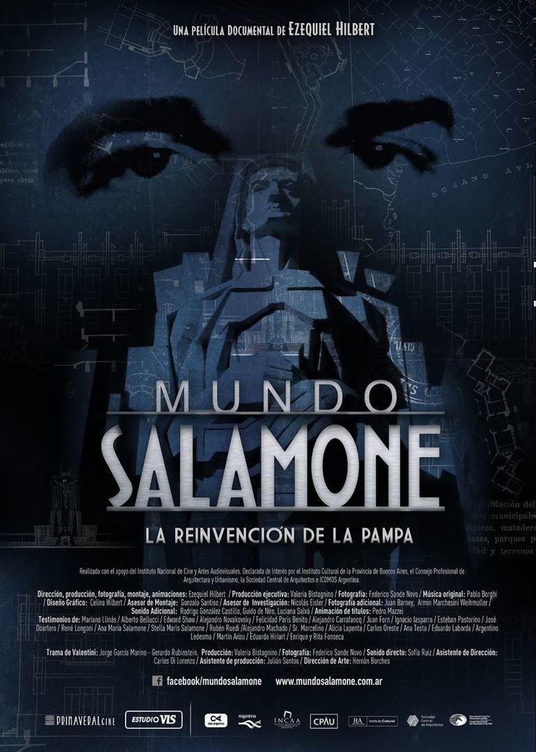 Cineclub CPAU: Mundo Salomone