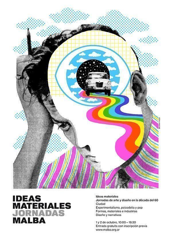Ideas materiales: Arte y diseño en la década del 60