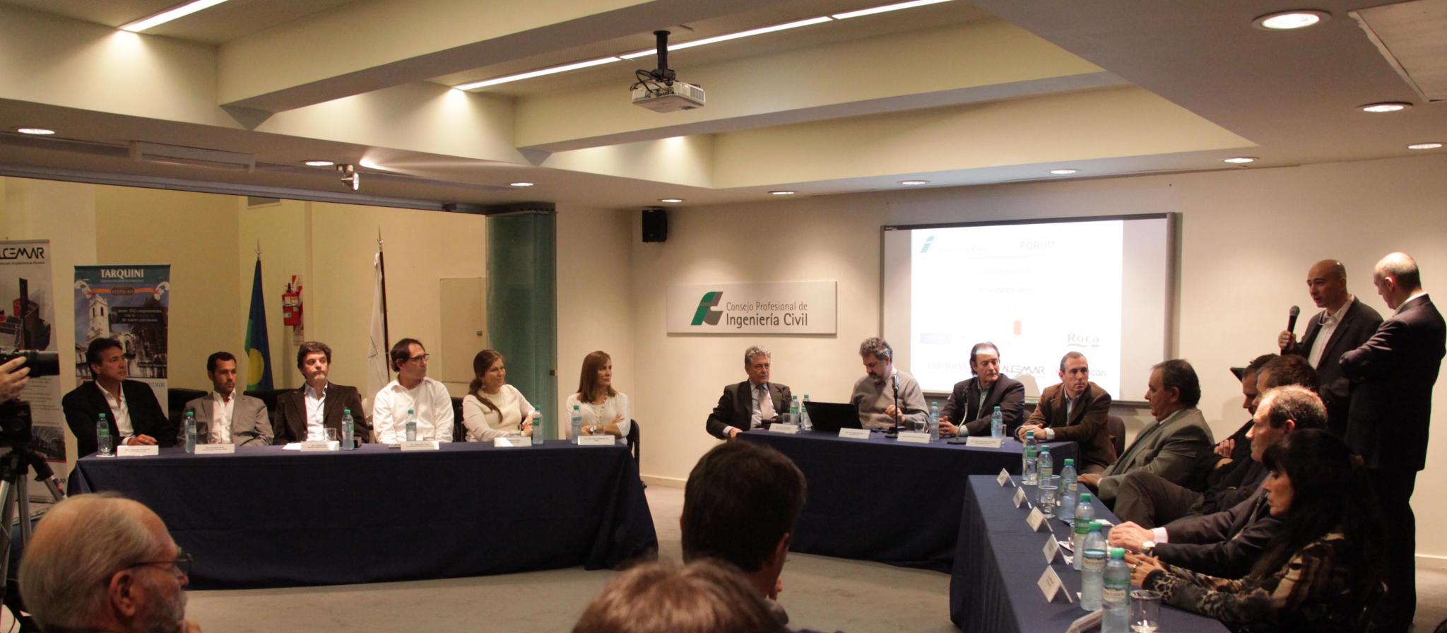 """II Fórum+CPIC 2015 sobre """"Experiencias en obras sustentables"""""""