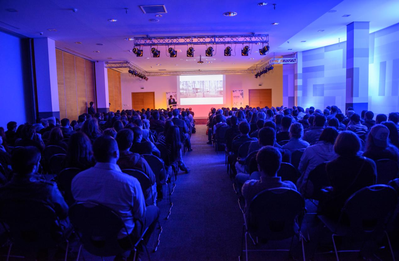 CBW: 1º Exposición Internacional de Arquitectura en Tbilisi