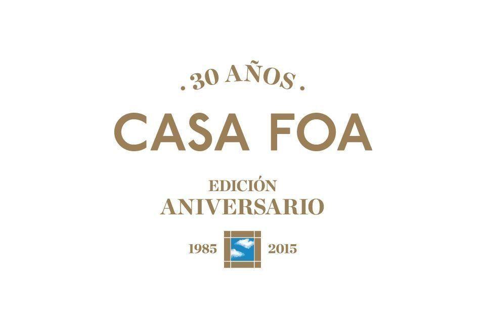 Casa FOA 2015 presentó la sede de su edición 30° aniversario