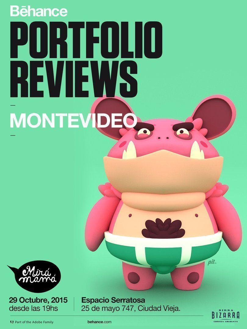 Behance Portfolio Review MVD