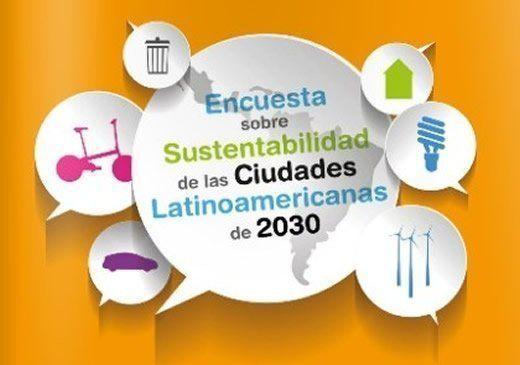 """Informa sustentable """"Ciudades latinoamericanas de 2030"""""""